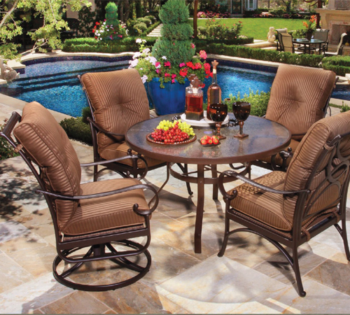 Hanamint Alumont Outdoor Furniture