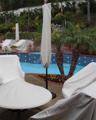 - Treasure Garden Protective Furniture Covers