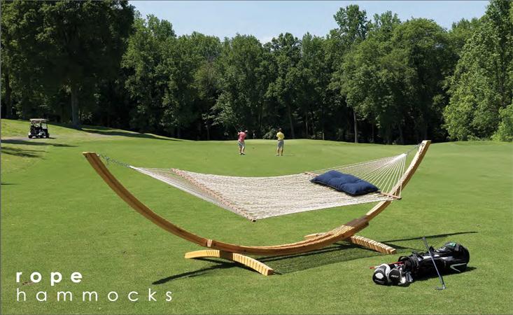Rope Hammocks