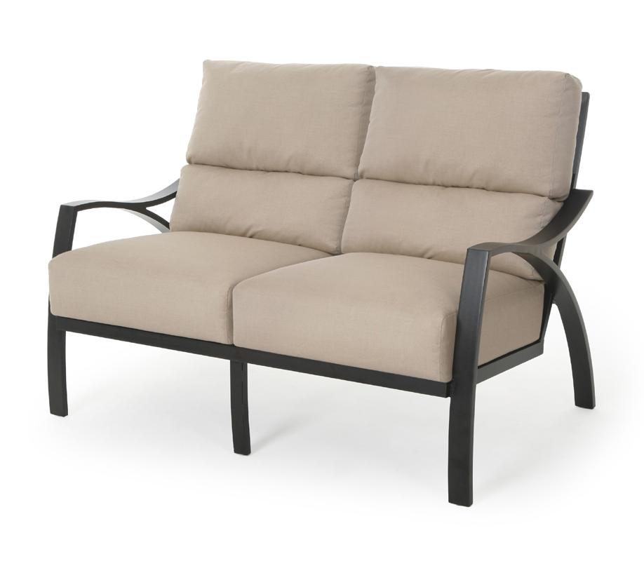 heritage cushion loveseat mallin he 482