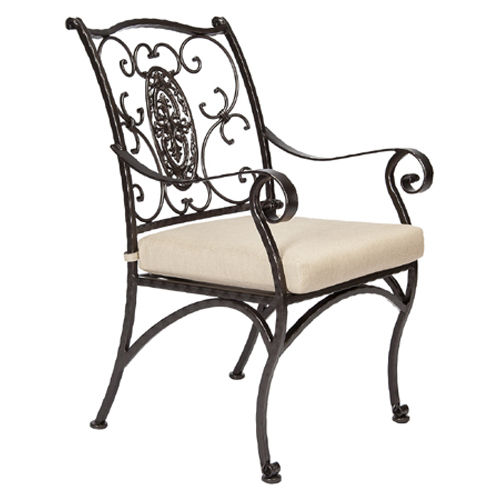Dining Chairs - Patio Furniture, Outdoor, Wicker & All Weather: The Patio Collection