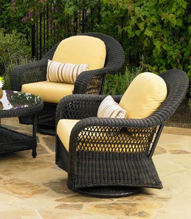Charleston High Back Swivel Glider Chair Nc457hsg