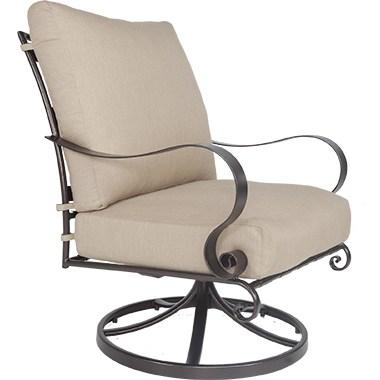 Marquette Swivel Rocker Lounge Chair