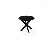 """23"""" End Table"""