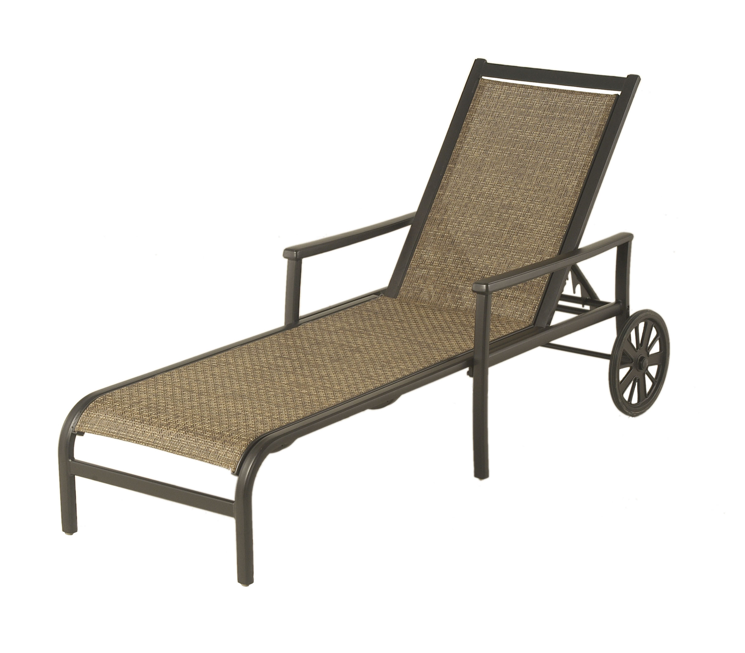Stratford Sling Chaise Lounge