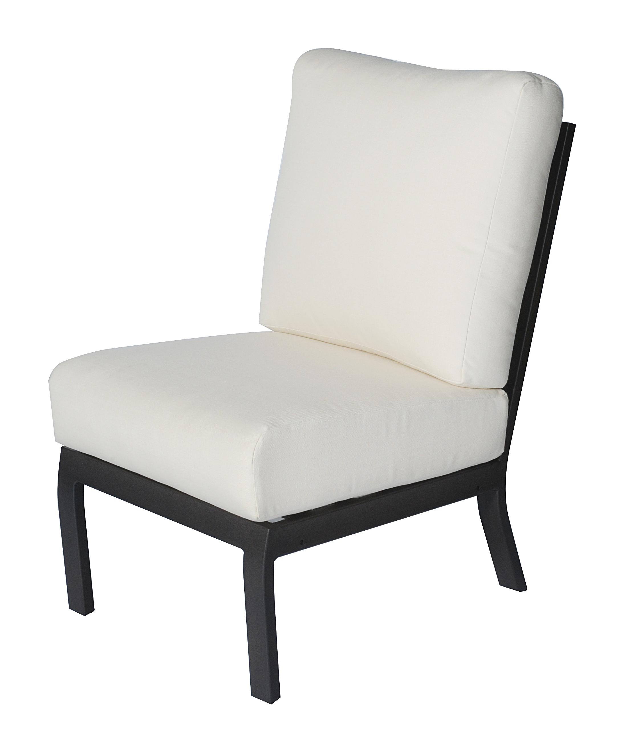 Verona Armless Sectional Chair