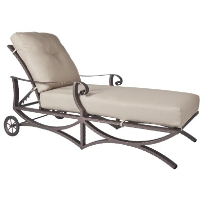 Luna Adjustable Chaise