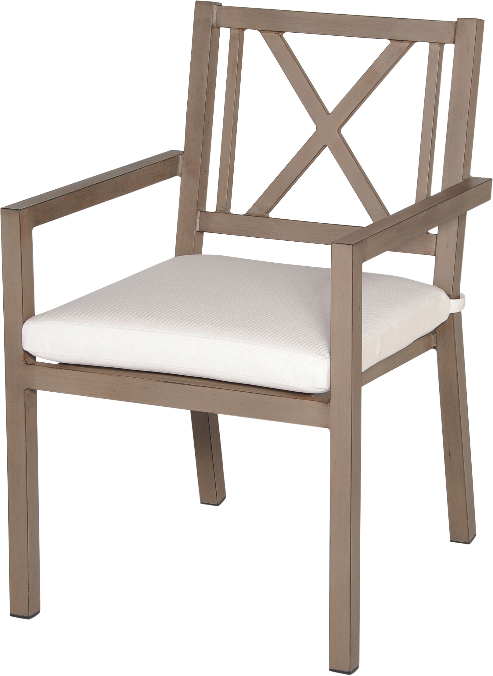 Avalon Dining Chair Seat and Back Cushion