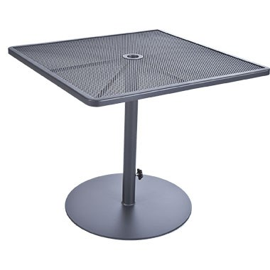 "Lennox 34"" Sq. Pedestal Dining Table"