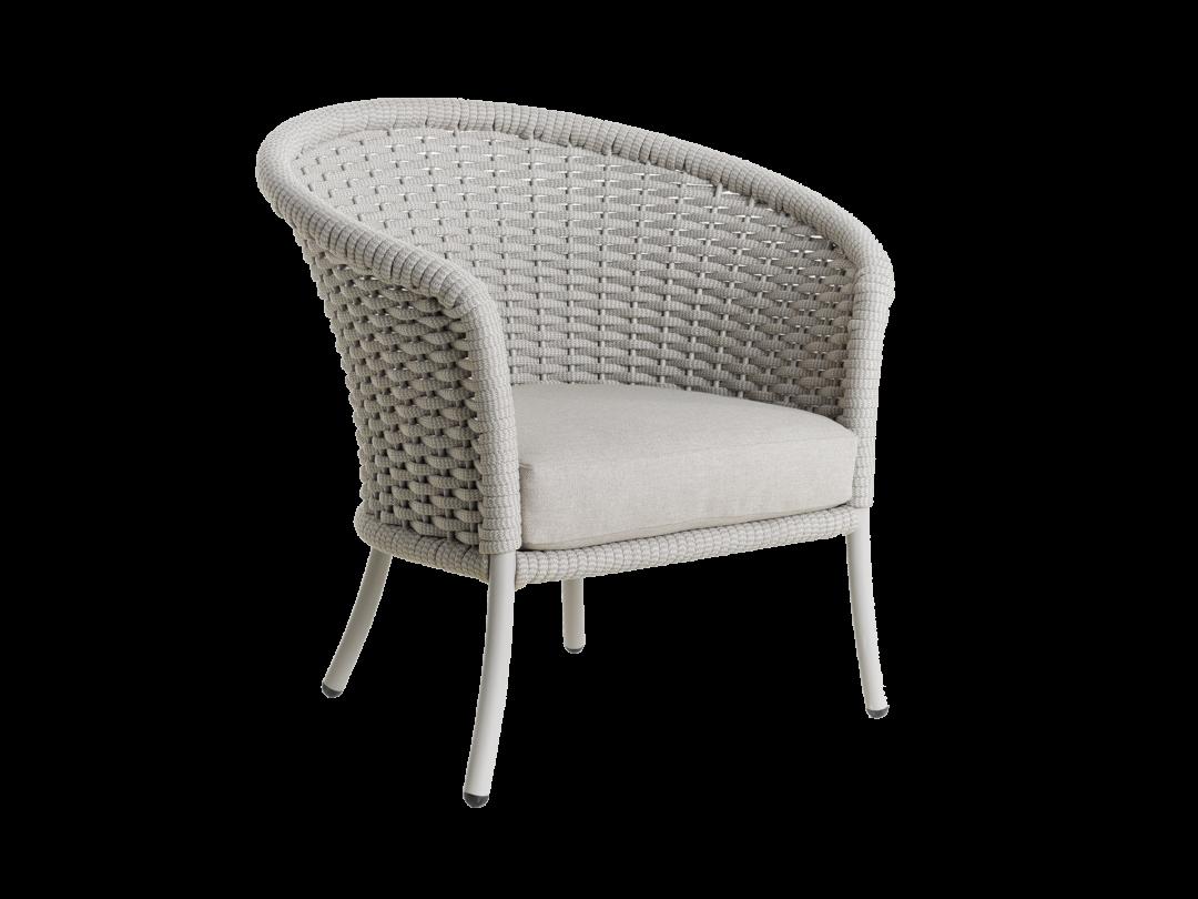 Lounge Chair/ Beige