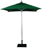 762 6 x 6' Commercial Umbrella