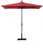 772 3 1/2 x 7' Half Wall Umbrella