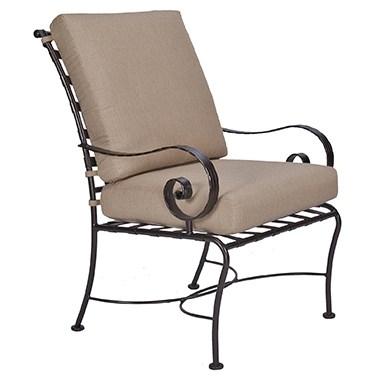 Classico W Club Dining Arm Chair
