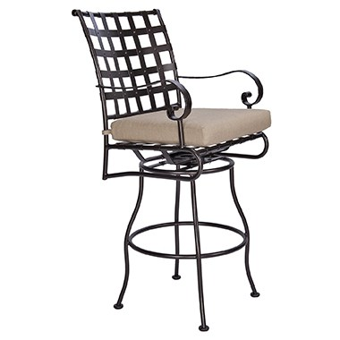 Classico W Swivel Bar Stool With Arms