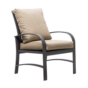 Martinique Cushioned Dining Chair