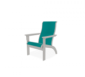 Chat Height Arm Chair