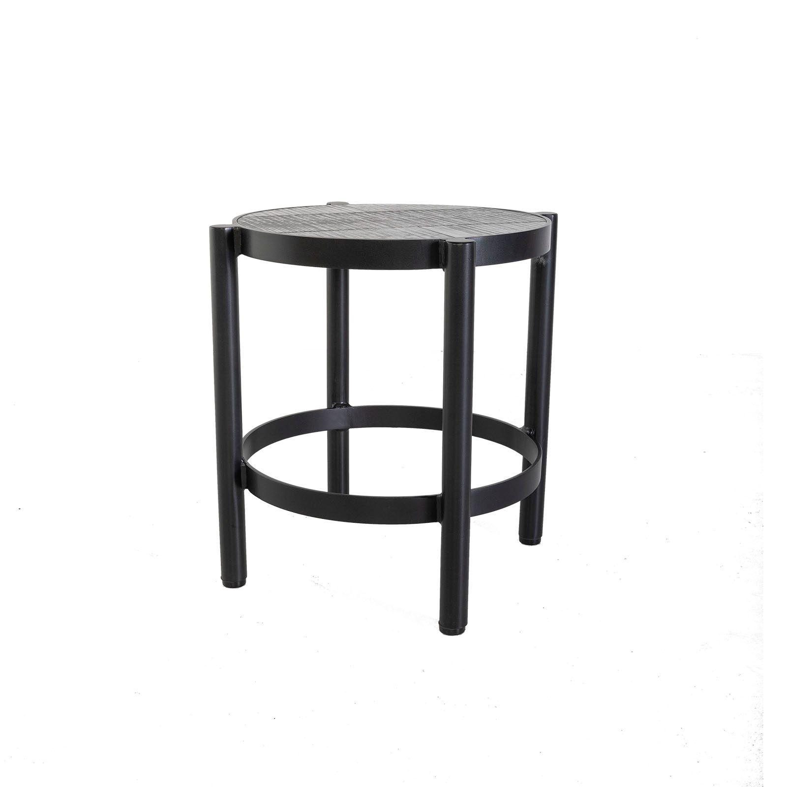 """Cibolo 18"""" Rd. Cibola Side Table"""