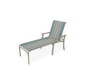 Four-Position Lay Flat Chaise