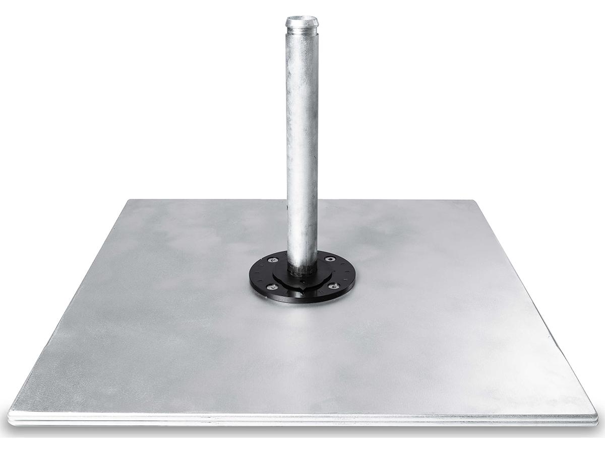 Double Galvanized Steel Stack