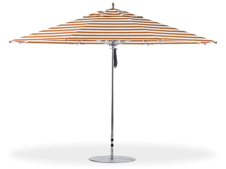 13' G-Series Greenwich Giant Octagon Designer Aluminum Umbrella