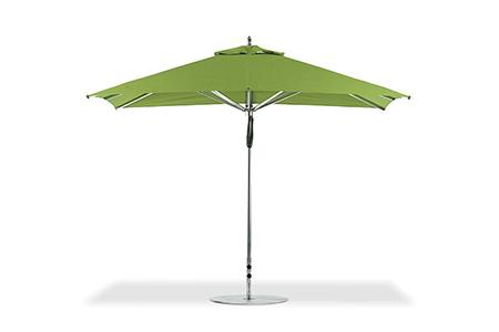 8.5' x 11' G-Series Greenwich Giant Rectangular Designer Aluminum Umbrella