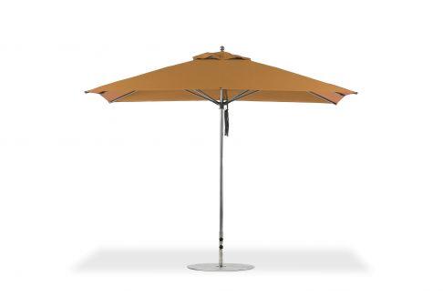 8.5' x 11' G-Series Monterey Giant Rectangular Fiberglass Market Umbrella