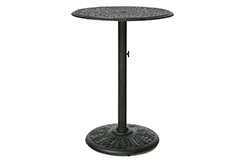 """Tuscany 30"""" Round Pedestal Table 41"""" High"""