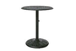 """Tuscany 30"""" Round Pedestal Table 37"""" High"""