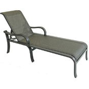 Florence Sling Chaise Lounge