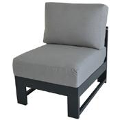South Beach Armless Club Chair