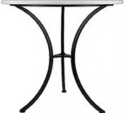 "24"" Iron Classic Bistro Table Base"
