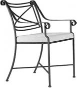 Florentine Arm Chair