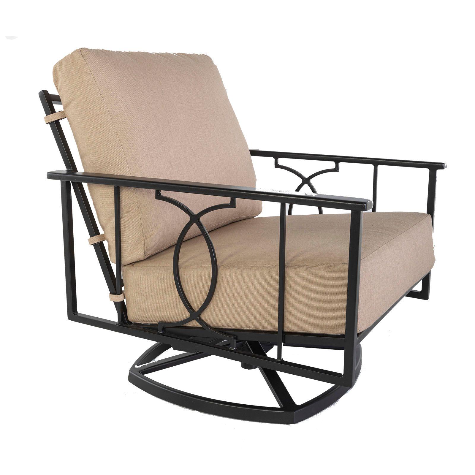 Kensington Swivel Lounge Chair