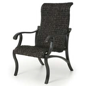 Volare Woven Dining Chair