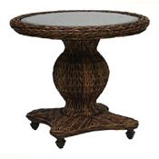Antigua Round End Table
