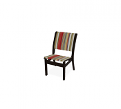 Stacking Armless Side Chair