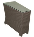 Cabo Contour Wedge End Table