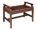"""30"""" Bench w/ Arms"""