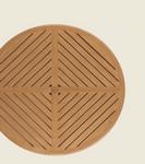 Farnham Aluminum Faux Wood Tops