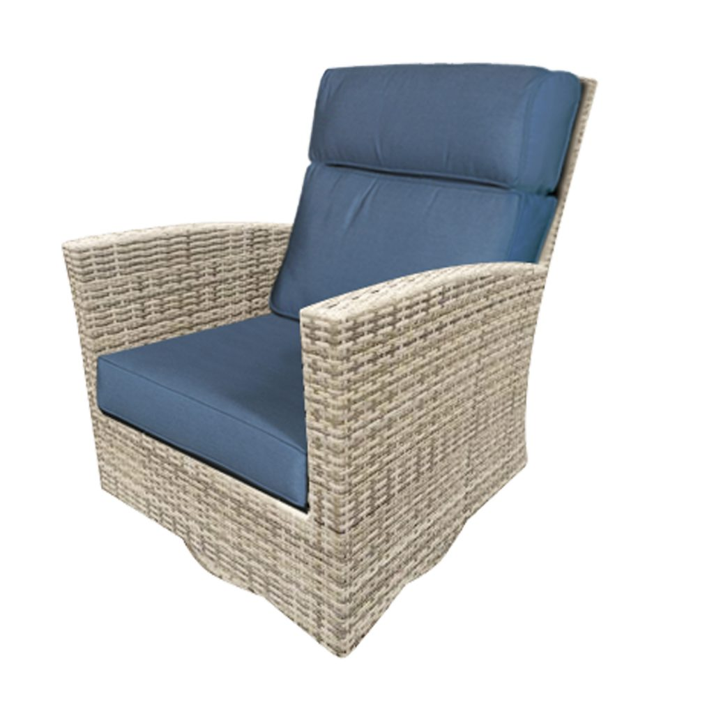 Grand Stafford Swivel Glider Chair