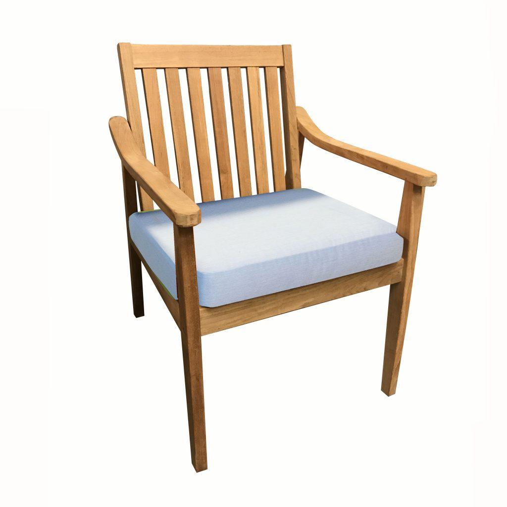 Teak Seaside Dining Chair