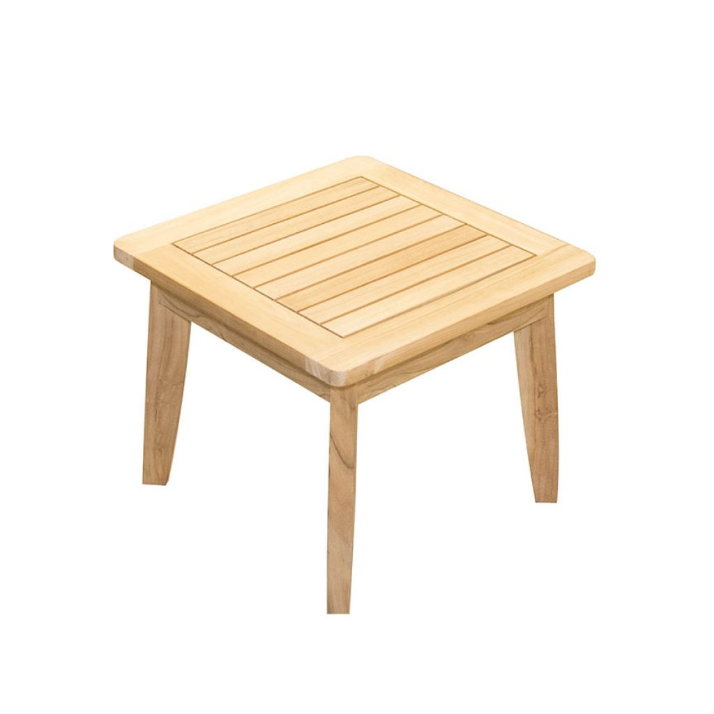 Teak Seaside End Table