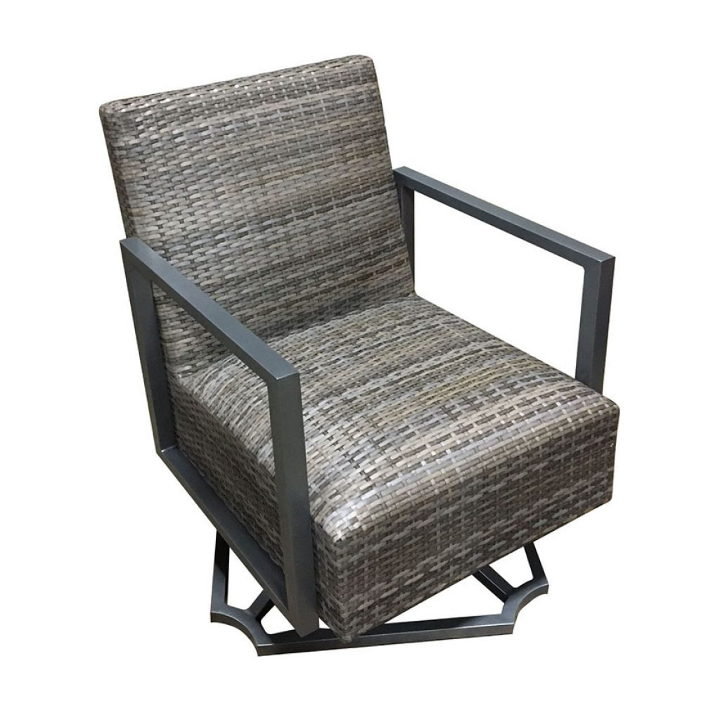 Pinnacle Swivel Rocker