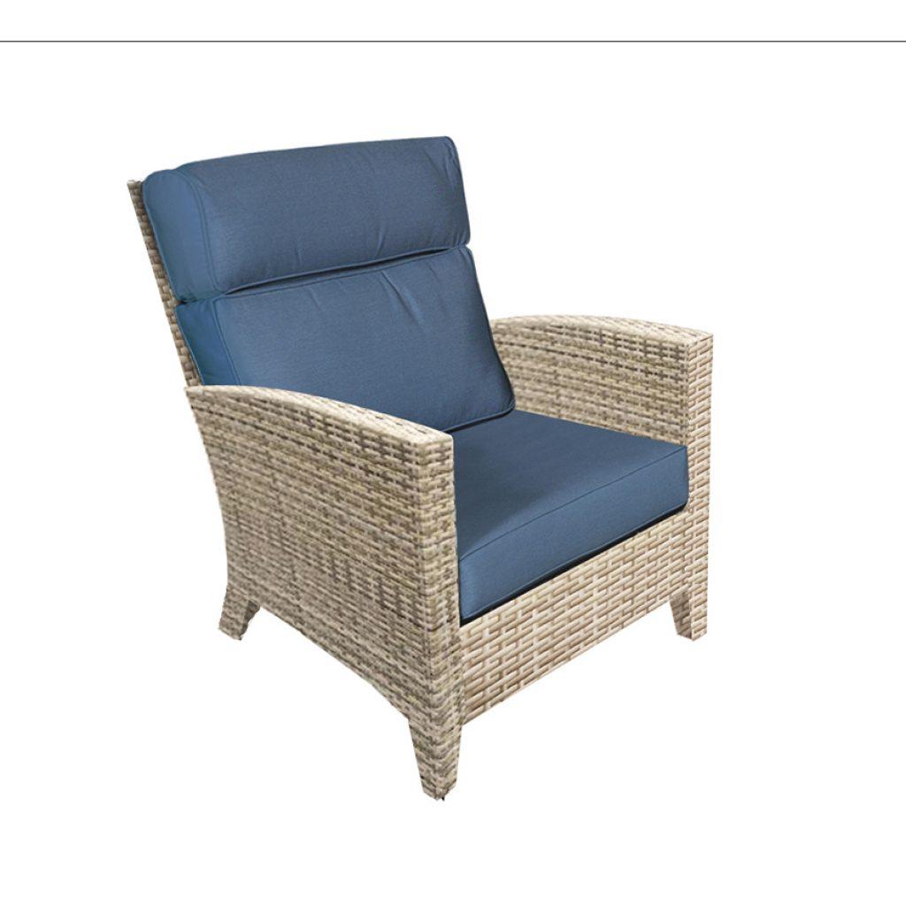 Grand Stafford Club Chair