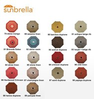 Sunbrella Fabrics A