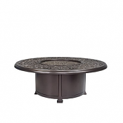 """54"""" Rd. Occasional Height Hacienda Fire Pit"""