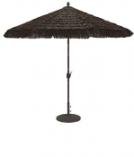 738 9' Deluxe Auto Tilt Umbrella