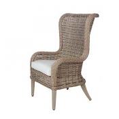 Bellevue Wingback Host Chair
