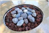 Fire Rocks