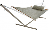 Large Soft Weave Hammock - Flax